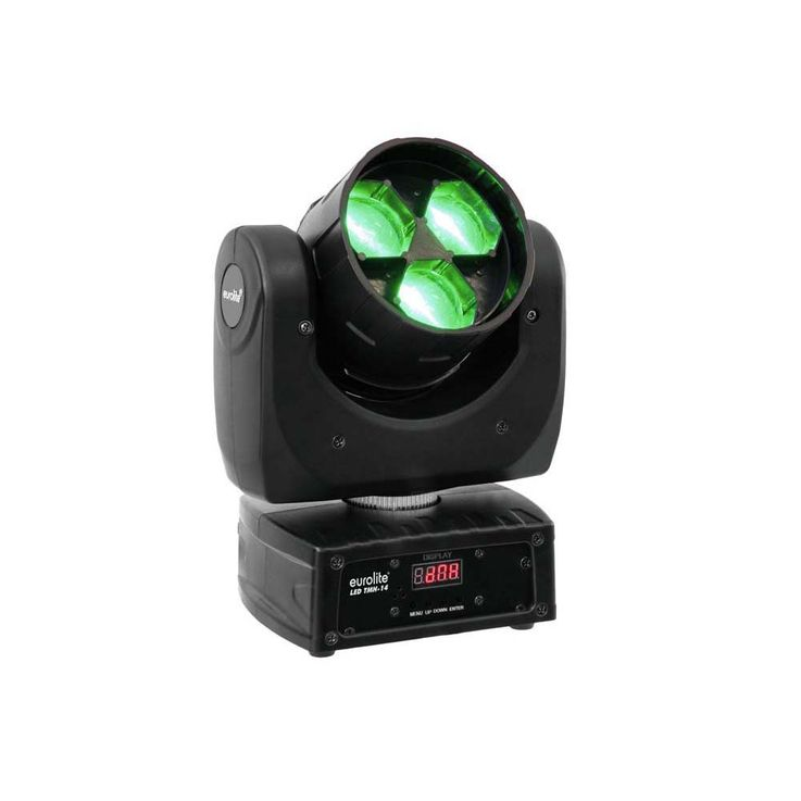 EUROLITE LED TMH-14 Moving-Head Zoom Wash 51785977 – Bild 2