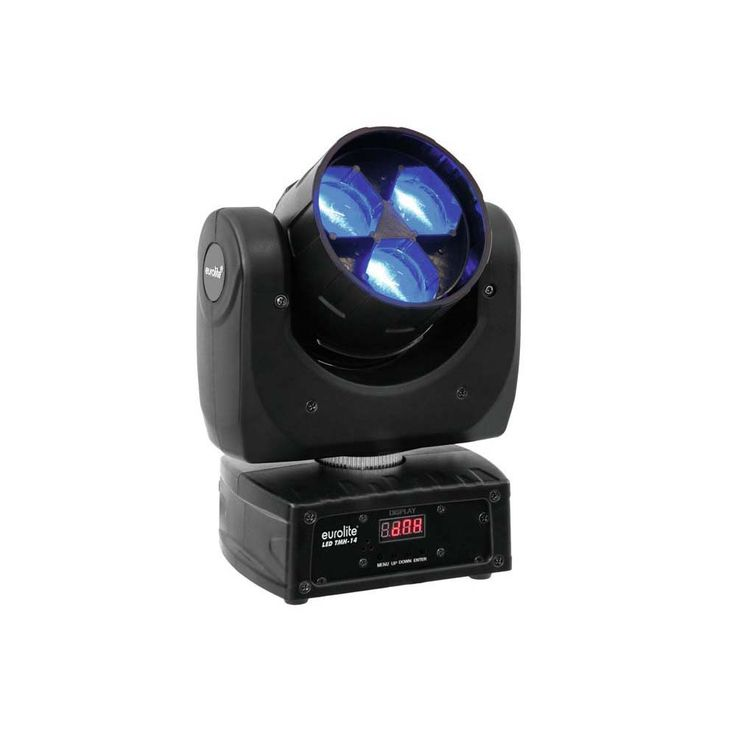 EUROLITE LED TMH-14 Moving-Head Zoom Wash 51785977 – Bild 3