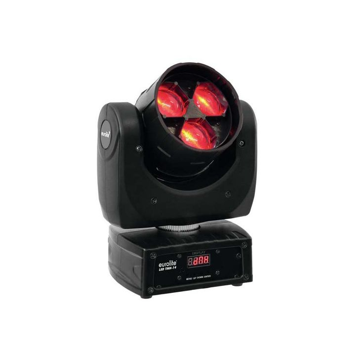 EUROLITE LED TMH-14 Moving-Head Zoom Wash 51785977 – Bild 4