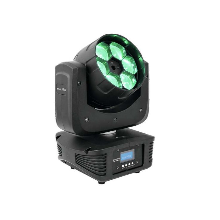 EUROLITE LED TMH-16 Moving-Head Zoom Wash 51785978 – Bild 1