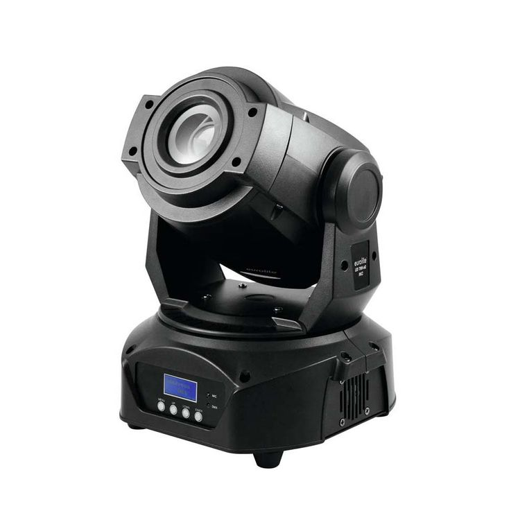 EUROLITE LED TMH-60 MK2 Moving-Head Spot COB – Bild 2