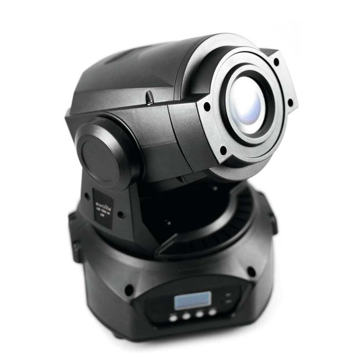 EUROLITE LED TMH-60 MK2 Moving-Head Spot COB – Bild 4