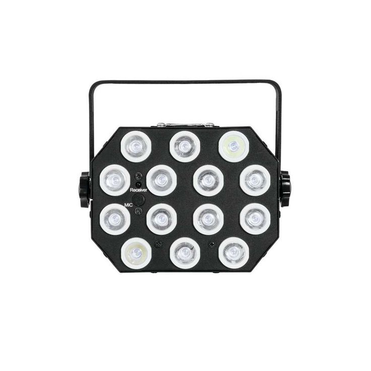EUROLITE LED PS-46 RGB 14x1W Flash Spot 51913523 – Bild 4