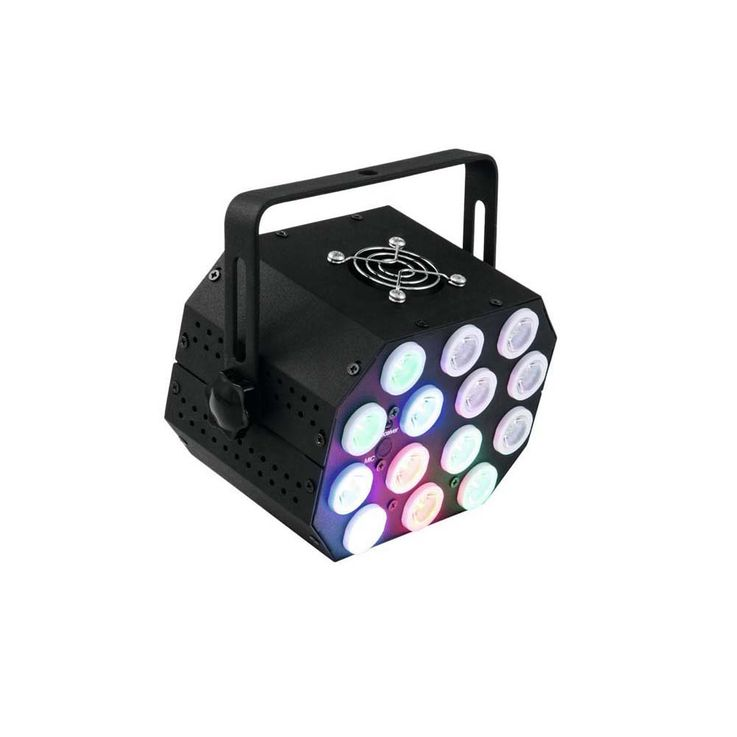 EUROLITE LED PS-46 RGB 14x1W Flash Spot – Bild 6