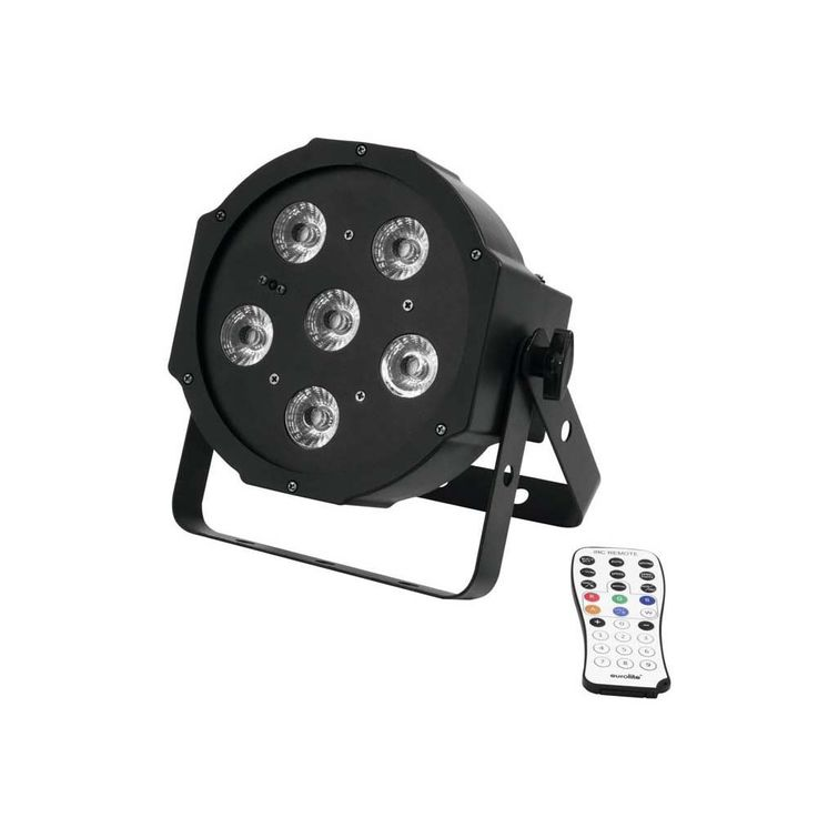 EUROLITE LED SLS-6 UV Floor – Bild 1