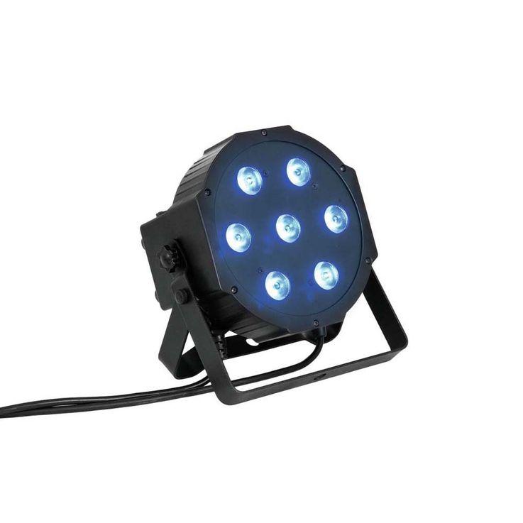 EUROLITE LED SLS-7 QCL 7x10W Floor – Bild 5