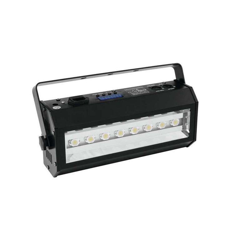 EUROLITE LED Strobe COB PRO 8x20W DMX 52200870 – Bild 1