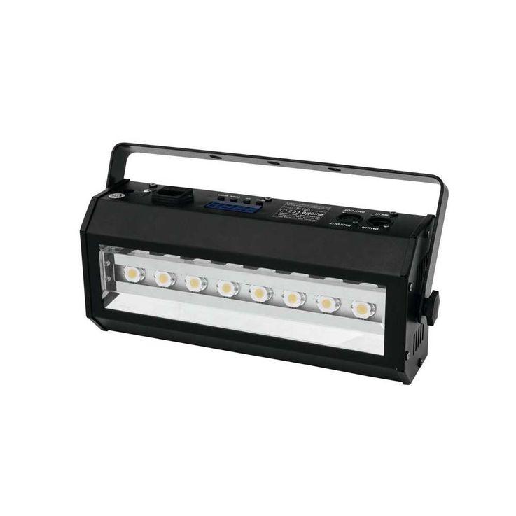 EUROLITE LED Strobe COB PRO 8x20W DMX 52200870 – Bild 2