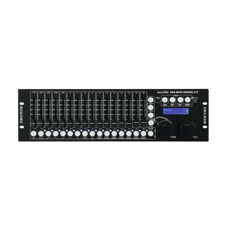 EUROLITE DMX Move Controller 512 – Bild 3