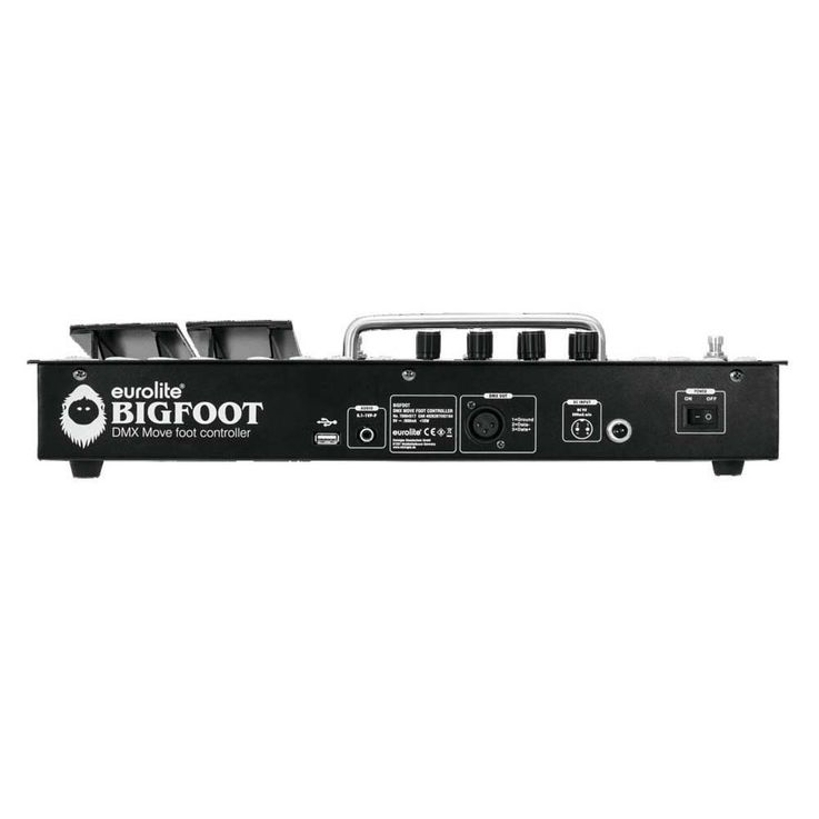 EUROLITE DMX Move Bigfoot Fußcontroller 192 – Bild 3