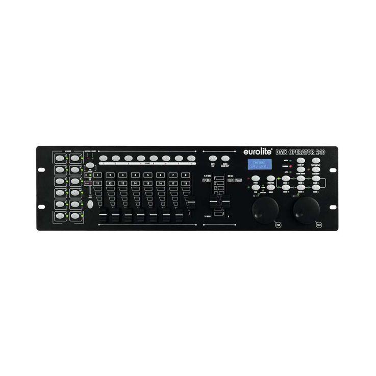 EUROLITE DMX Operator 240 Controller – Bild 2