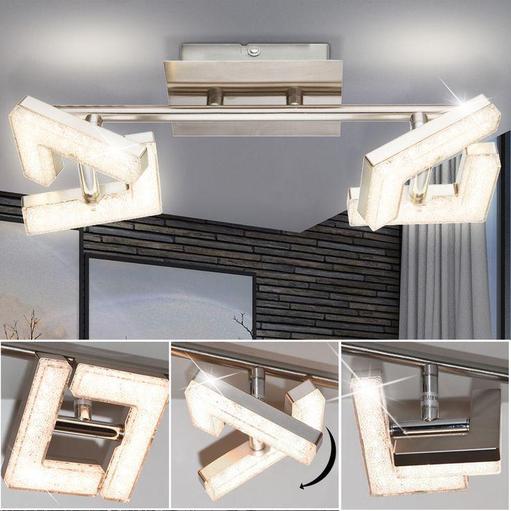 Luxus LED Kristall Deckenstrahler für Ihren Wohnraum EMMA – Bild 2