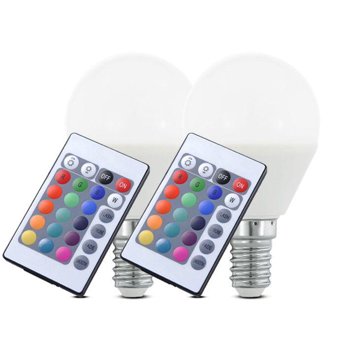 2 Set lampes suspendues LED RGB dans la conception bouteille  – Bild 6