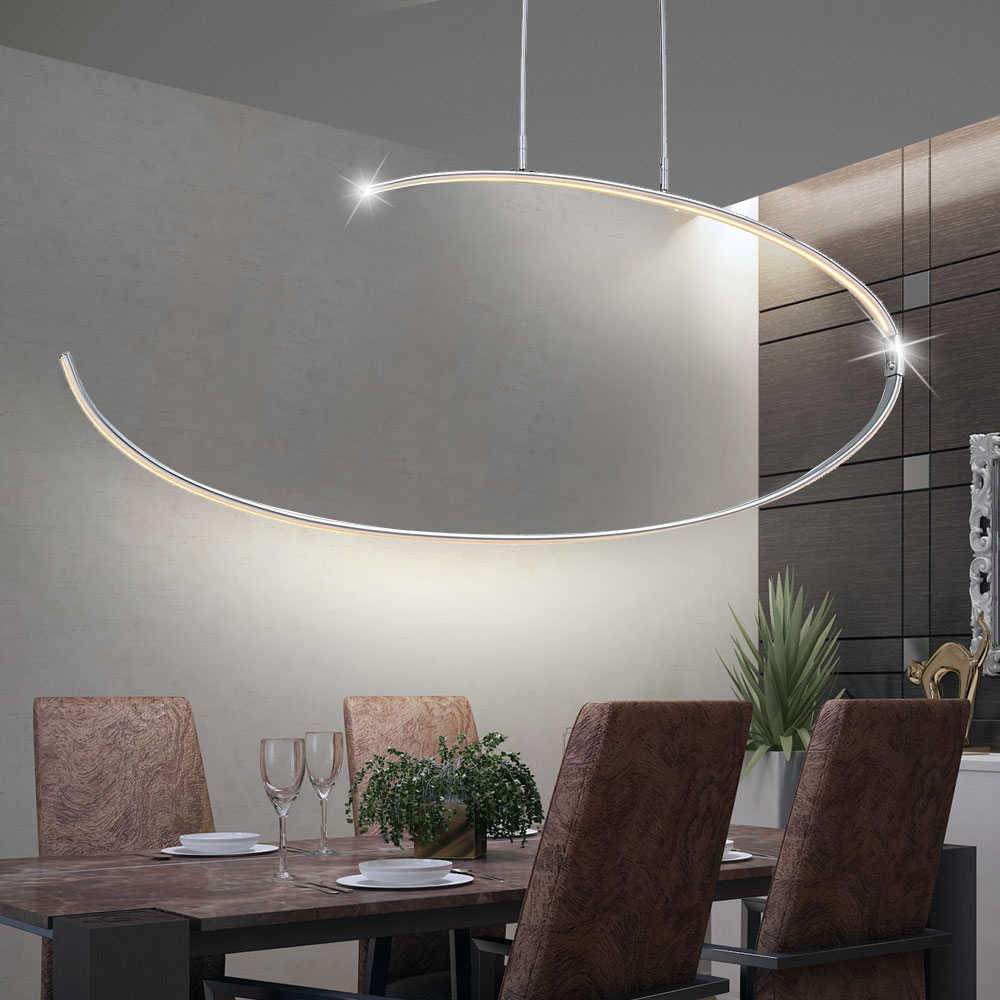 Luxury LED 27w Pendulum Ceiling Lamps Living Room Hanging