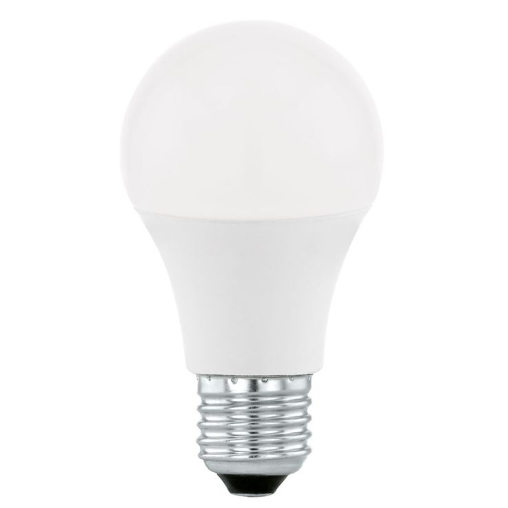 LED 10 Watt Bulb E27 EEK A + Lamp Step Dimmer Luminaire 806 Lumen Ball  Eglo 11561 – Bild 1