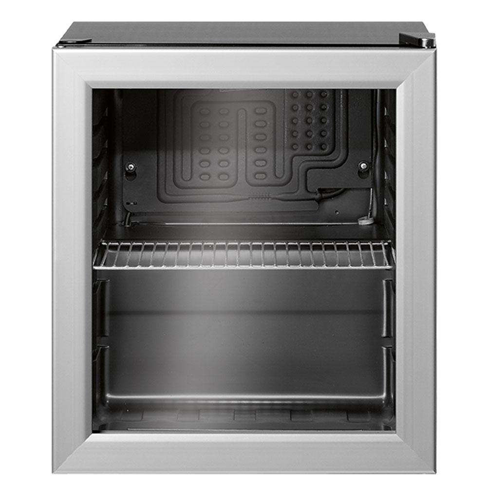 48L Getränke-Kühlschrank mit Doppelverglaster Tür KSG 237.1 Küche ...