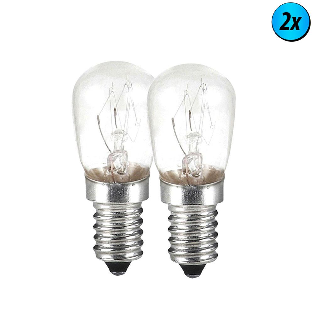 gl h lampen birnen e14 leuchte k hlschrank beleuchtung leuchtmittel warmwei ebay. Black Bedroom Furniture Sets. Home Design Ideas