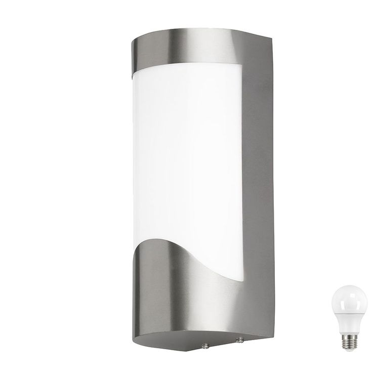 Modern LED wall light for your outdoor area FOIX – Bild 1