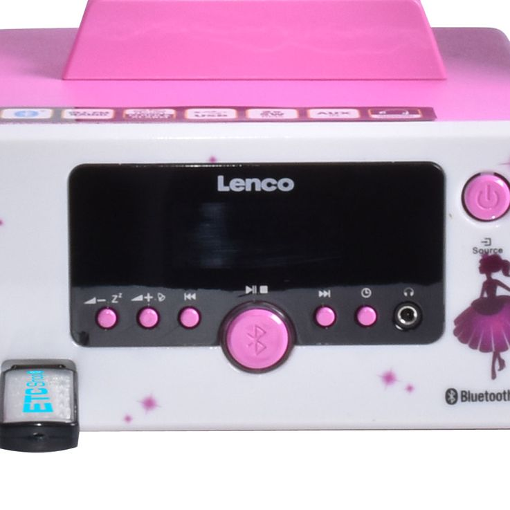 Princess design stereo with Bluetooth, USB and radio – Bild 5