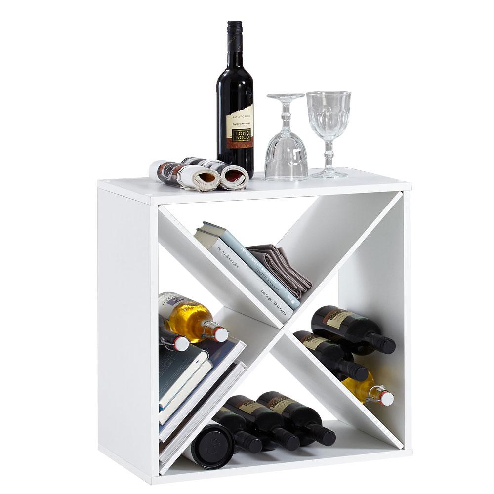 2er set regale mit kreuzeinteilung in wei kiri 1 lampen. Black Bedroom Furniture Sets. Home Design Ideas