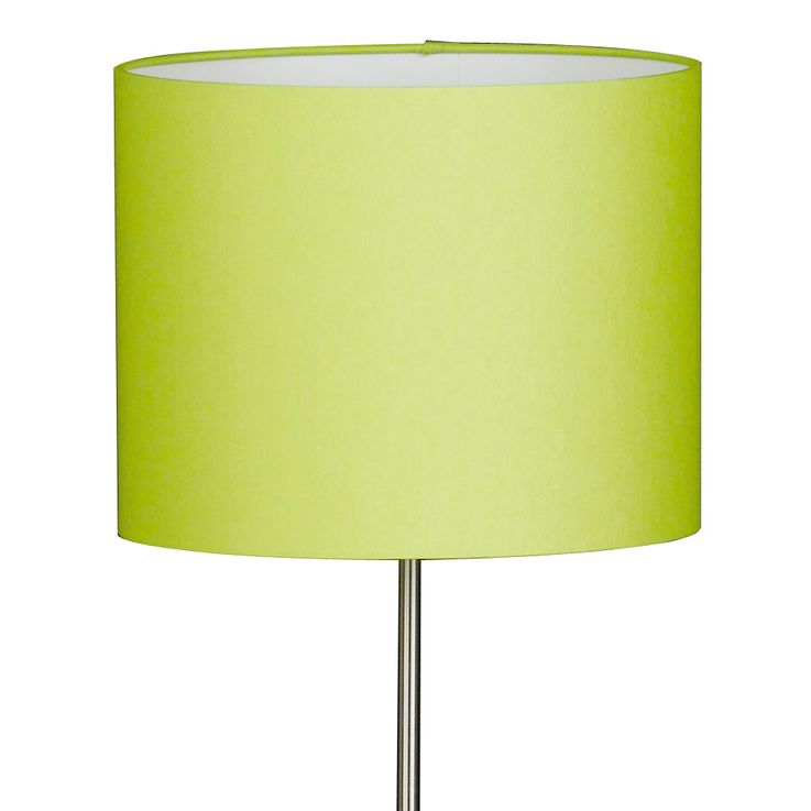 Textile table lamp in green with switch ESTADIO – Bild 4