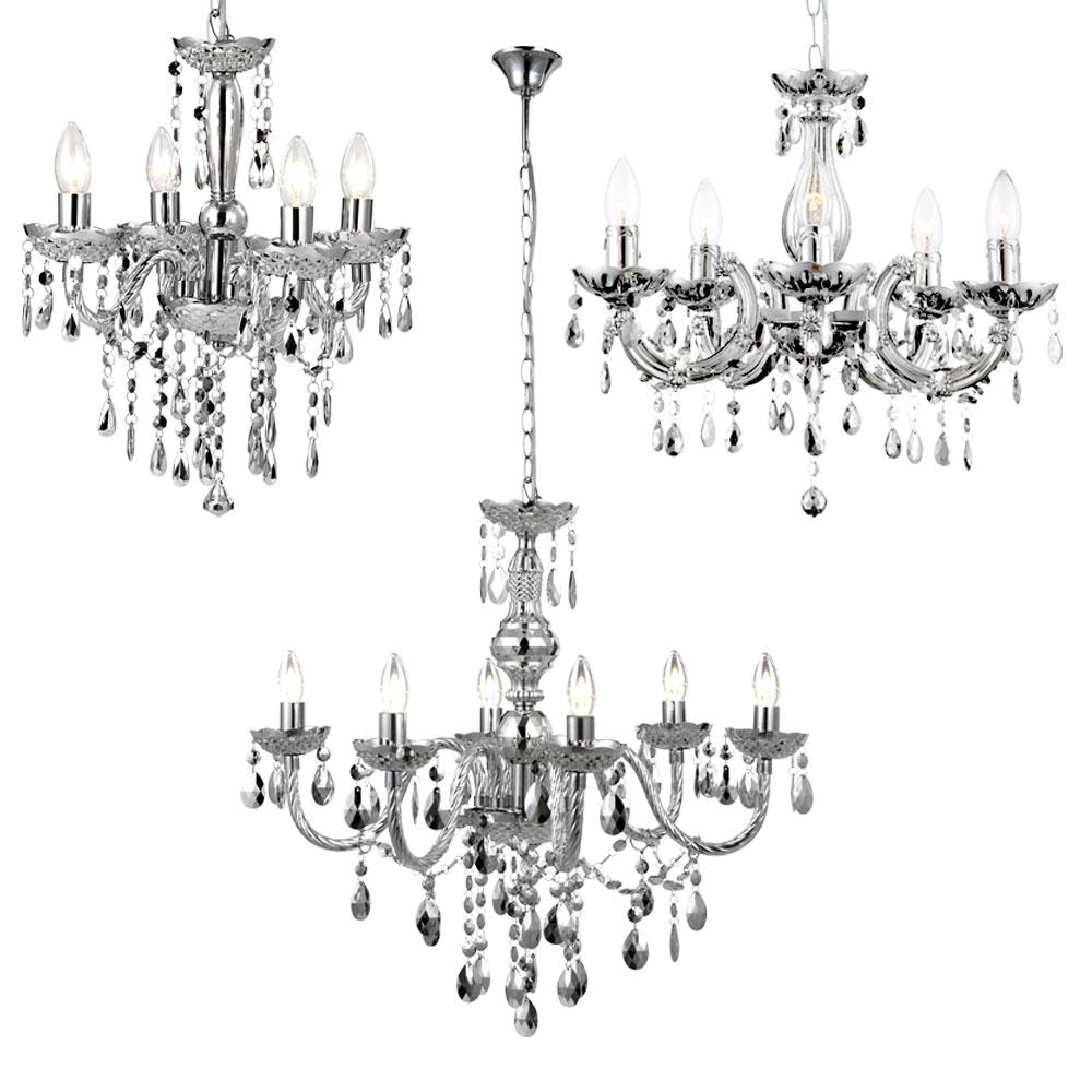 rgb led kristall kronleuchter aus chrom cuimbra lampen. Black Bedroom Furniture Sets. Home Design Ideas