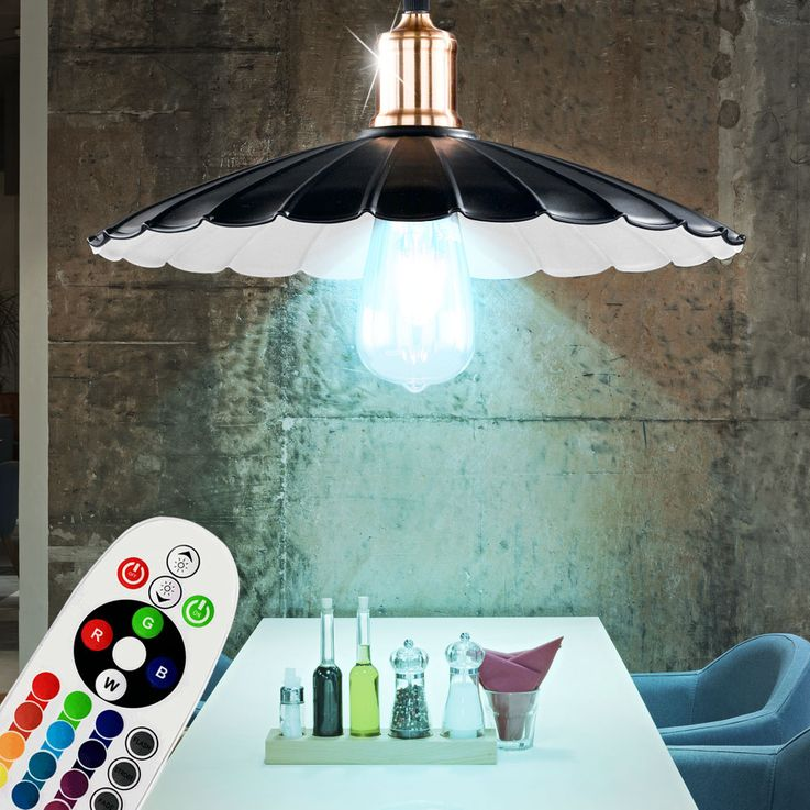 Lampe LED design RGB pour le salon – Bild 2