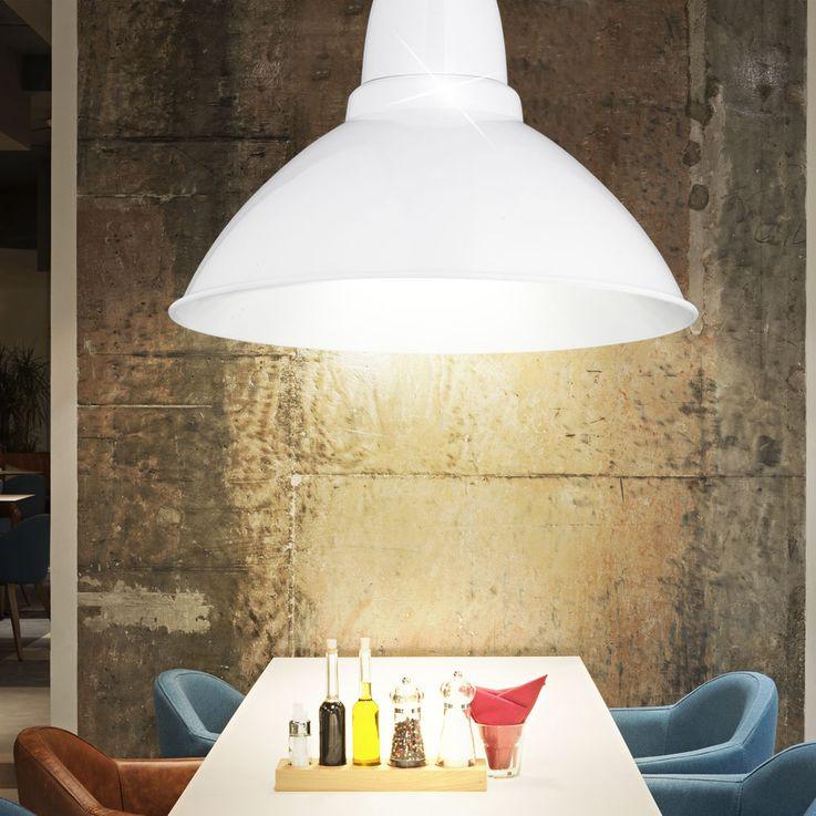 Design LED pendant lamp made of metal for the living room KULT – Bild 3