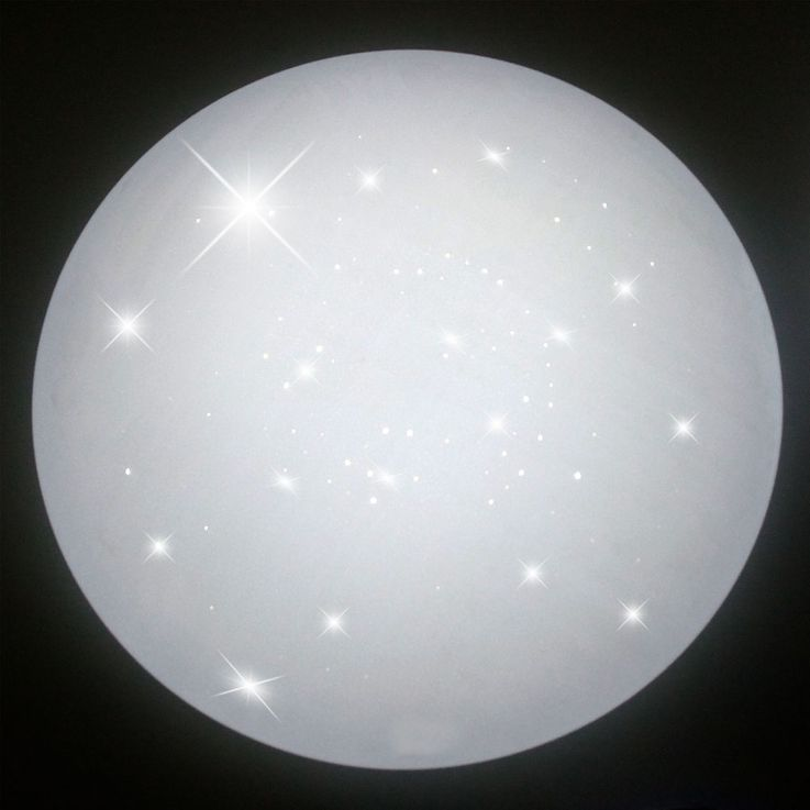 RGB LED Ceiling Lamp CCT Remote Color Changing Stars Sky Day Light  Globo 48363-48RGB – Bild 10