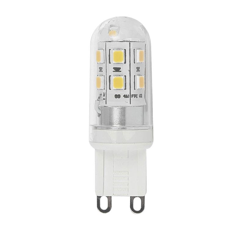 LED 4 Watt G9 Energy Saving Bulb EEK A ++ Lamp Lighting 400 Lumen Light  Globo 10701K – Bild 1