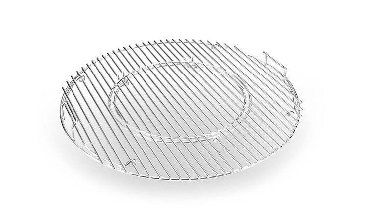 Hauptrost 57 cm Ø Grillzubehör Guss-Grillrost Chrome – Bild 1
