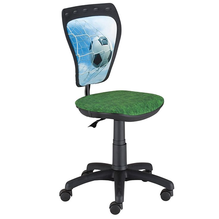 Youth Office Swivel Chair Desk Game Room Kids Football  Nowy  Styl WBM06-GZ5B-AA5XH4-000000 – Bild 1
