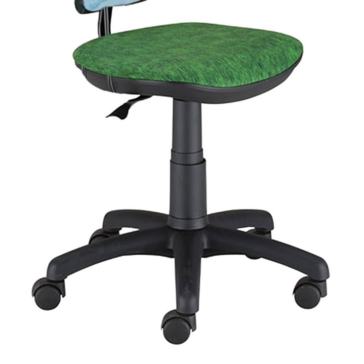 Youth Office Swivel Chair Desk Game Room Kids Football  Nowy  Styl WBM06-GZ5B-AA5XH4-000000 – Bild 4