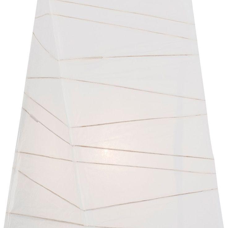 Design paper ceiling floodlight living room lighting hallway stand lamp white  Nino  lights 40100201 – Bild 4