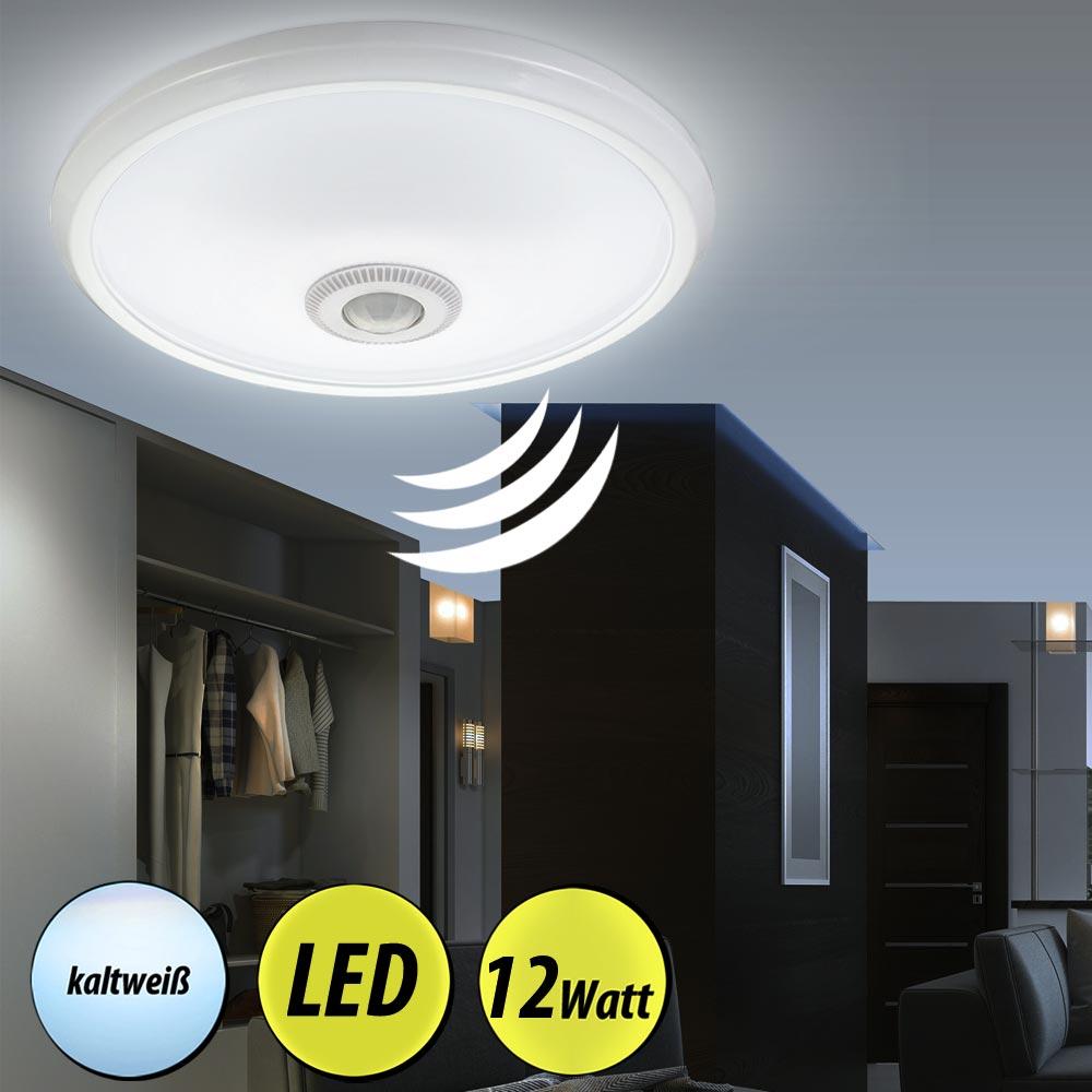 Lampen Deckenlampen Mit Bewegungsmelder Sensor Treppenhaus Flur