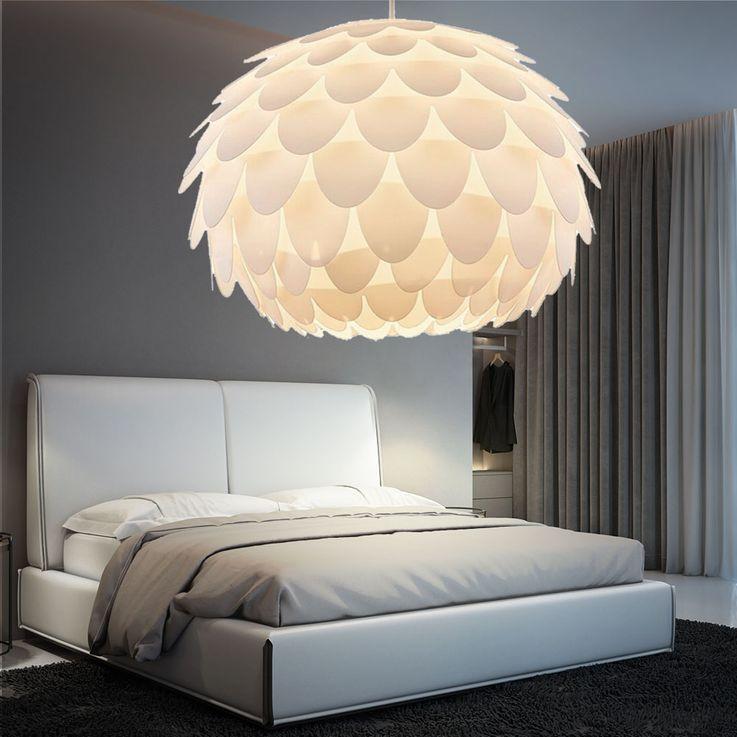 Suspensions salon sofa sphère feuilles lampe de plafond lampe suspendue blanc  Nino  31480107 lumières – Bild 2