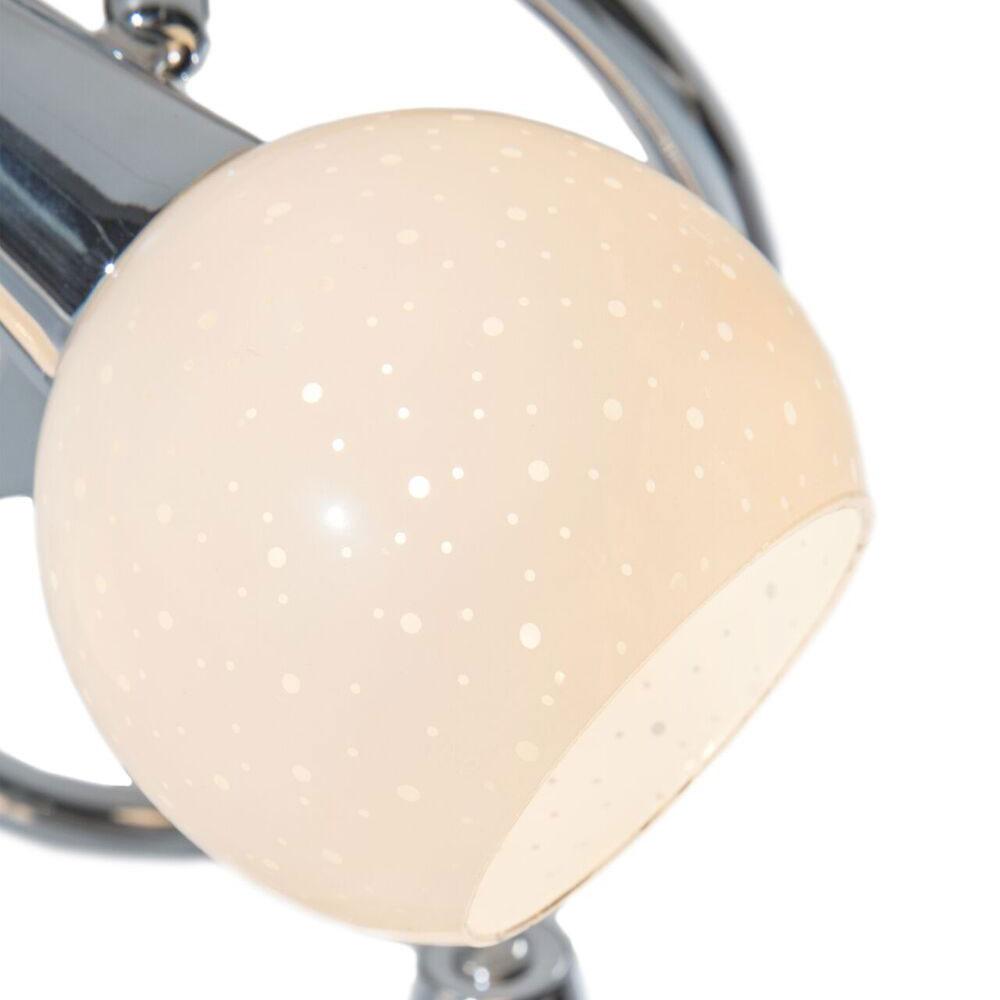 Led deckenleuchte mit drei lampenschirmen f r ihren flur for Led deckenleuchte flur