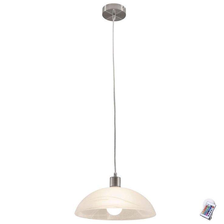 RGB LED suspension en verre pour votre salon DAYTONA – Bild 1
