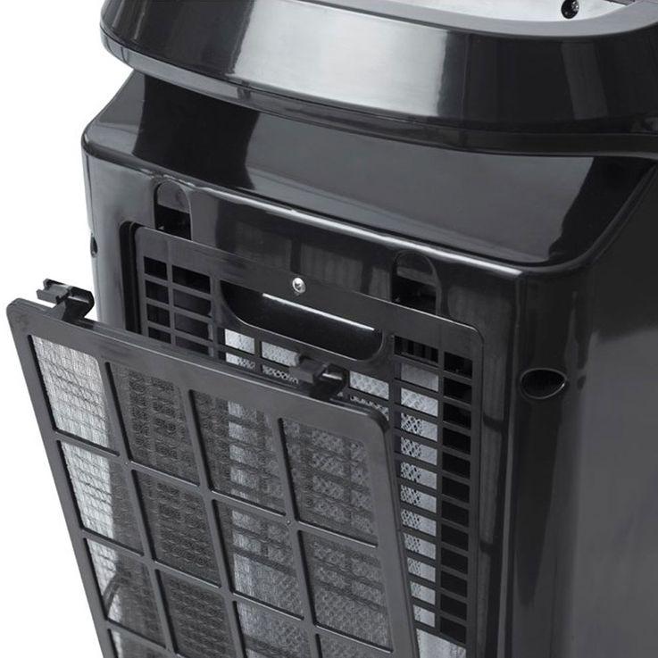 Air Cooler Humidifier swiveling remote control 3 levels room fan fan mobile  Bestron AAC5000 – Bild 5