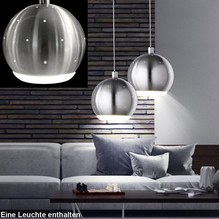 LED Kugel Pendellampe aus Acrylglas für Ihren Wohnraum PINO – Bild 2