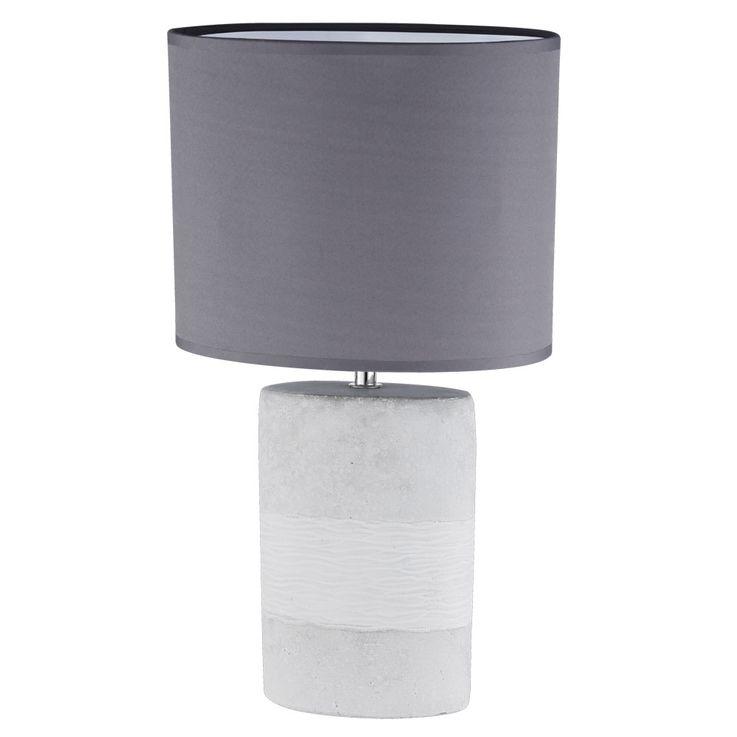 Table Beistell Lampe Spotlight Lampe de lecture Lampe de table en tissu teinté  Honsel  Leuchten 98150 – Bild 1