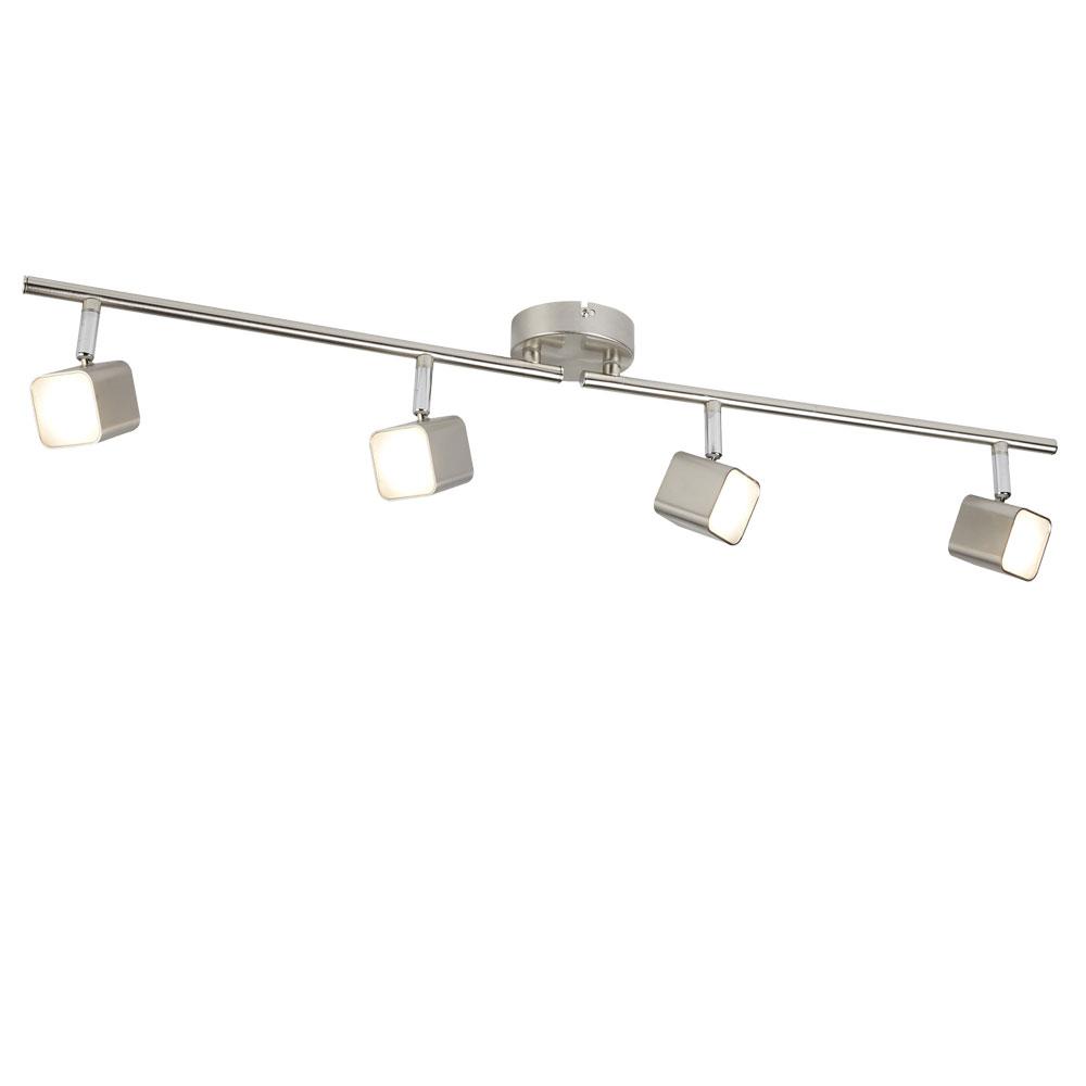 LED Deckenlampe mit vier beweglichen Spots für Ihre Küche