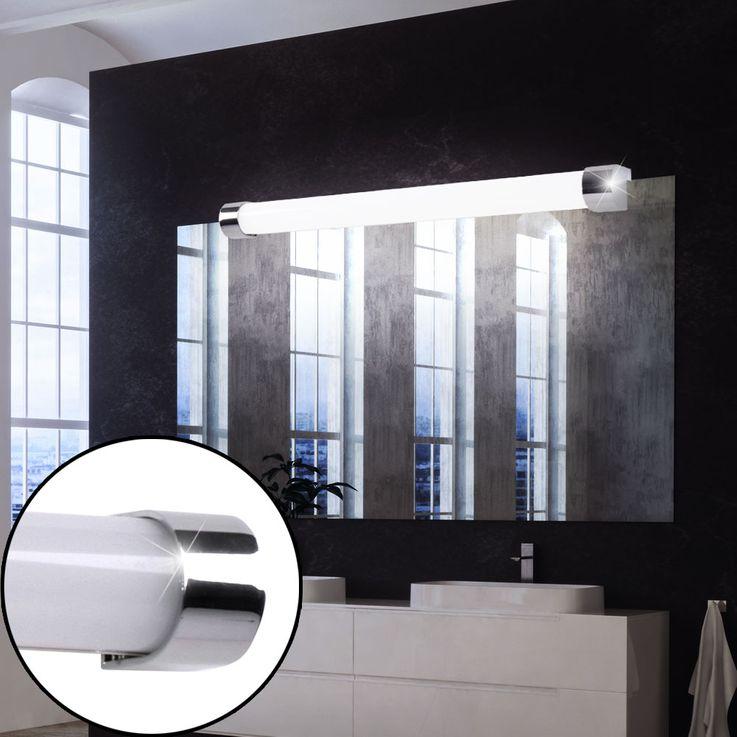 Luxe LED applique murale chrome salle de bains éclairage blanc lampe tube spot Briloner 2059-018 – Bild 2