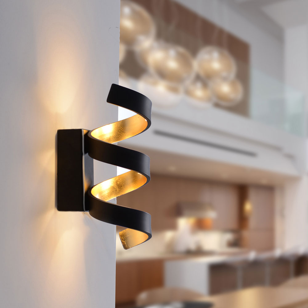 RGB LED Farbwechsler Schreib Tisch Lampe Säulen Leuchte Wohn Zimmer Beleuchtung