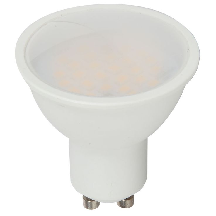 LED 5 Watt bulbs 400 lumens 6400 Kelvin reflector spotlight EEK A + illumination V  -TAC 202 – Bild 1