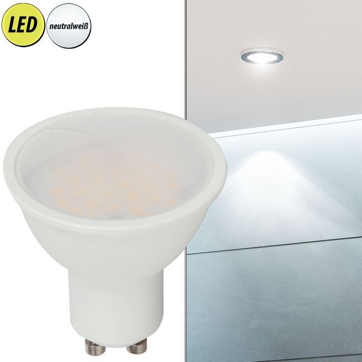 LED 5 Watt bulbs 400 lumens 6400 Kelvin reflector spotlight EEK A + illumination V  -TAC 202 – Bild 2