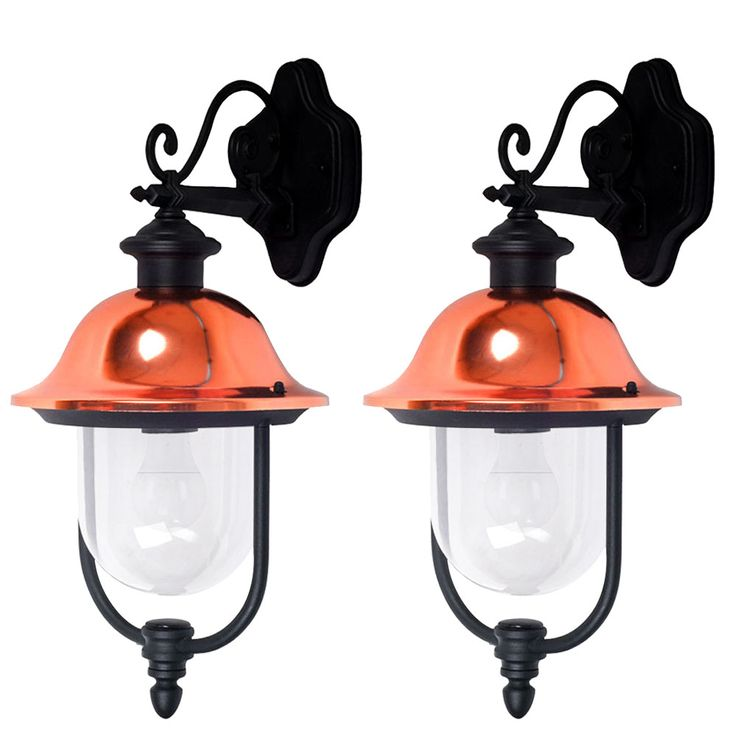 Set of 2 ALU wall lights, height 52.5 cmVT  -852 – Bild 1