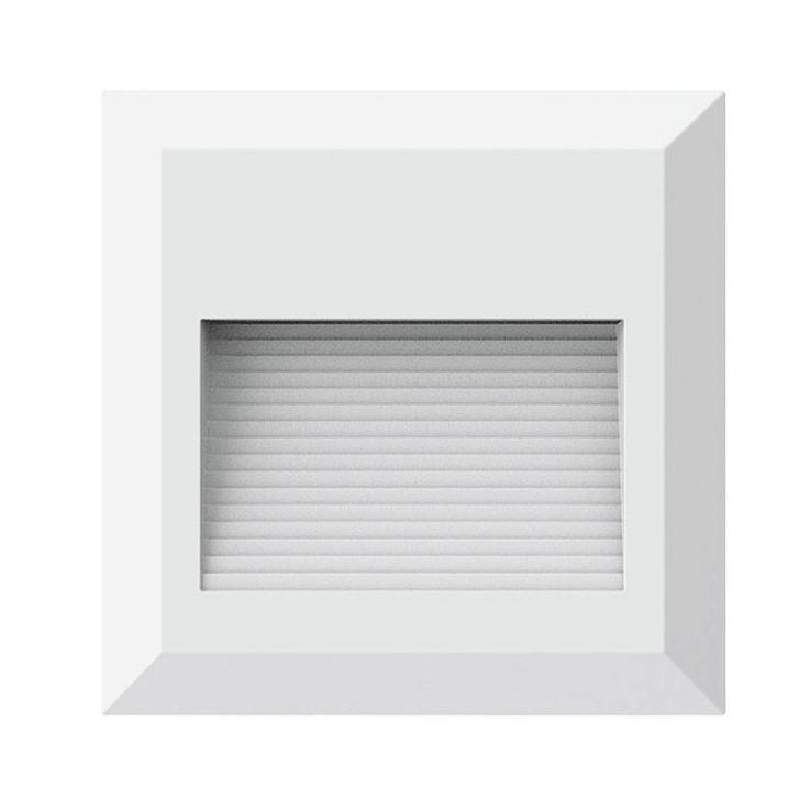 LED Wand Leuchte Stufen Beleuchtung Außen Treppen Strahler Aufgangs Lampe weiß VTAC 1321 – Bild 1