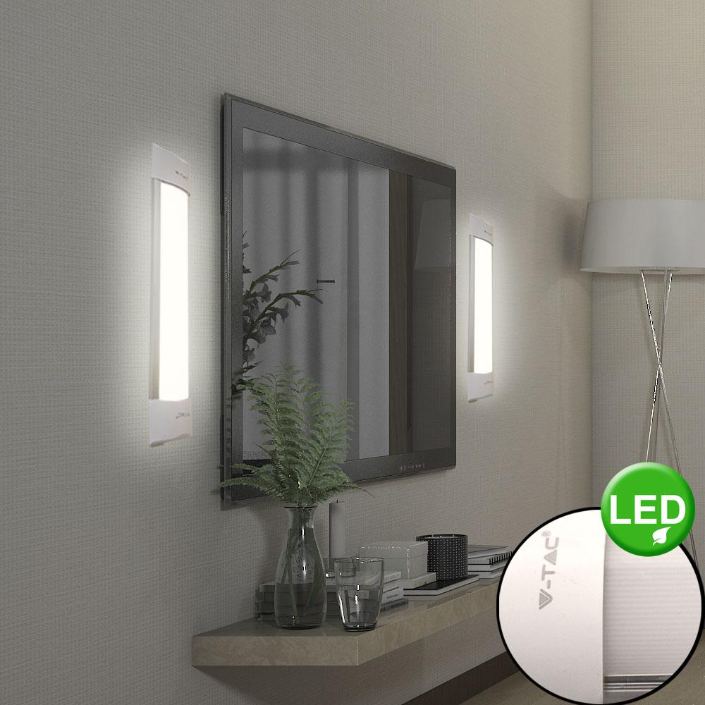 Lampe Murale en Blanc Lampe Mur Murale éclairage intérieur lampe moderne NEUF intérieur Flurlampe