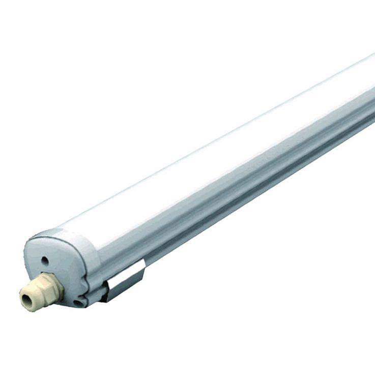 60 watts LED baignoire luminaire entrepôt hall plafond éclairage 4000 Kelvin lampe de garage Vtac680 – Bild 1